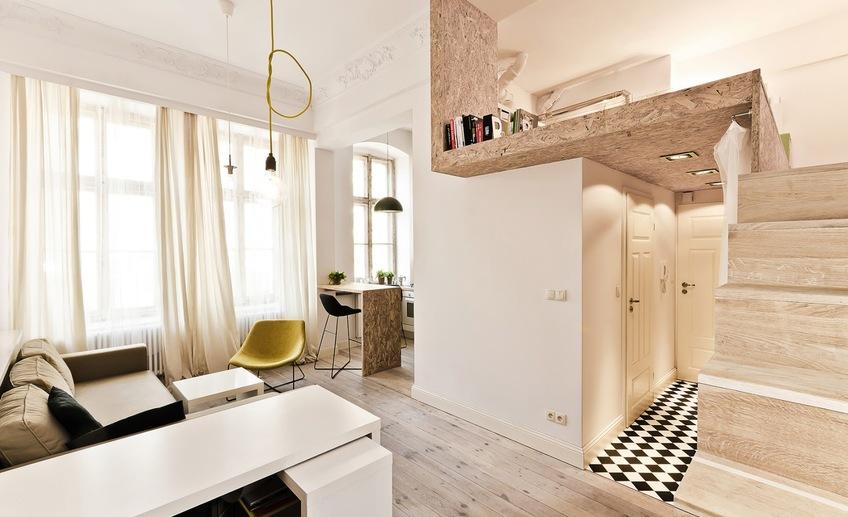 Usual wroclaw studio loft 1