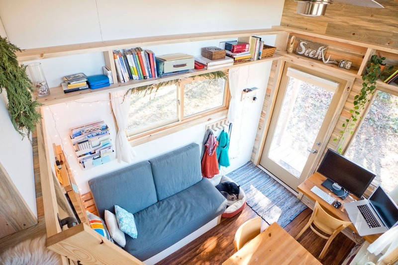 Tiny house trailer 29