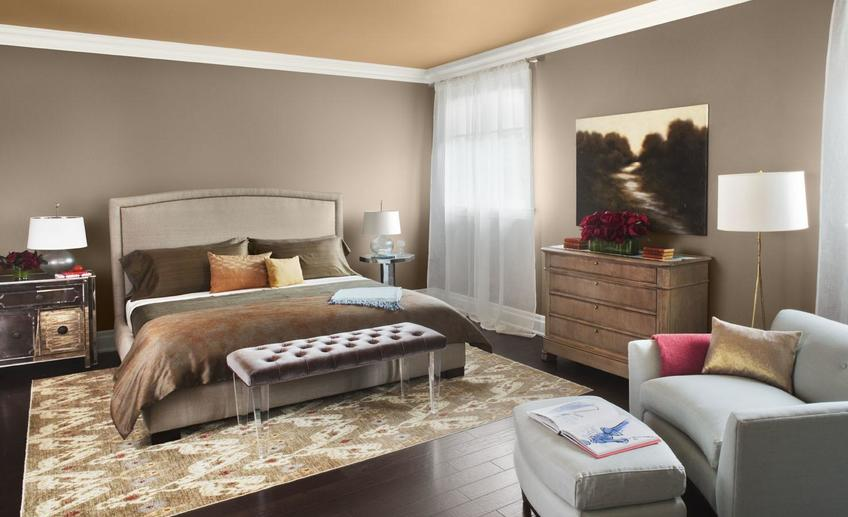 Color ideas for ceiling interiors
