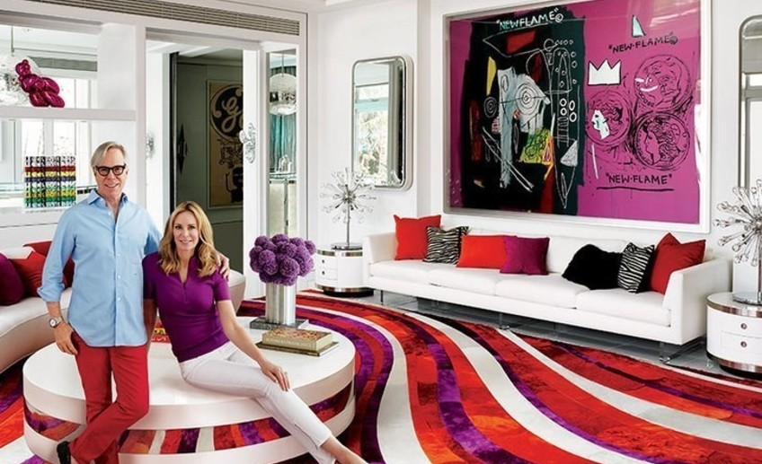 Dam images celebrity homes 2014 hilfiger tommy hilfiger florida beach house 01 dee and tommy hilfiger