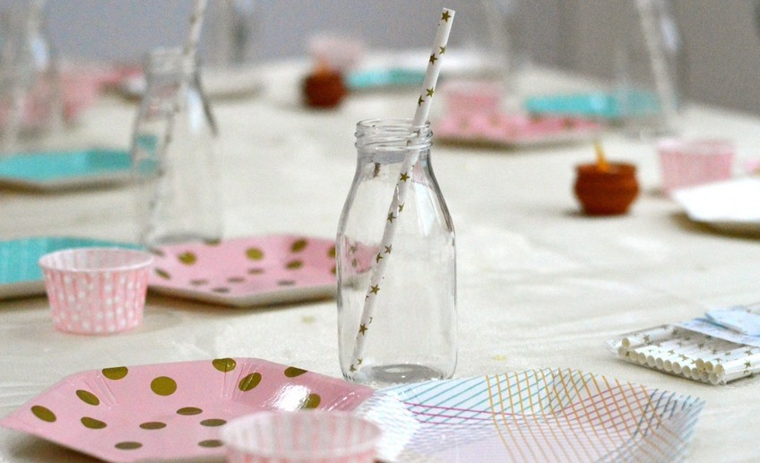 Kids party table decoration ideas
