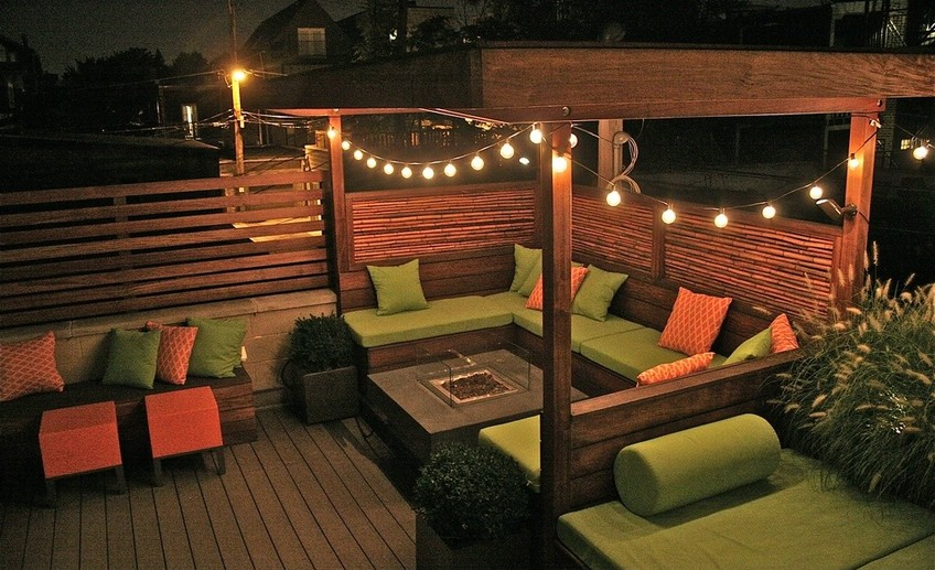 Contemporary deck with fence and trellis i g isluxgapq06prc1000000000 ml5ty