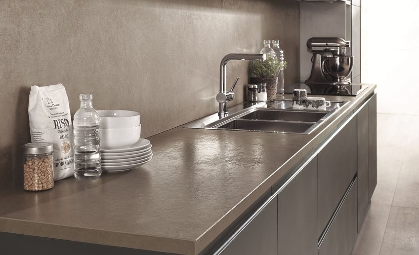 Laminam 1620x3240x12mm ceramic kitchen worktop laminam 57909 relac6bee14
