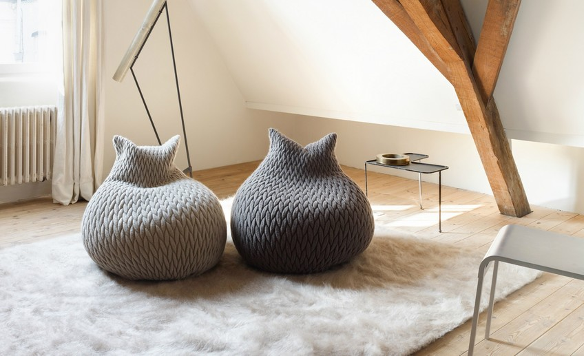Usual md design interior magazine must have aleksandra gaca slumber pouf lodz design festival