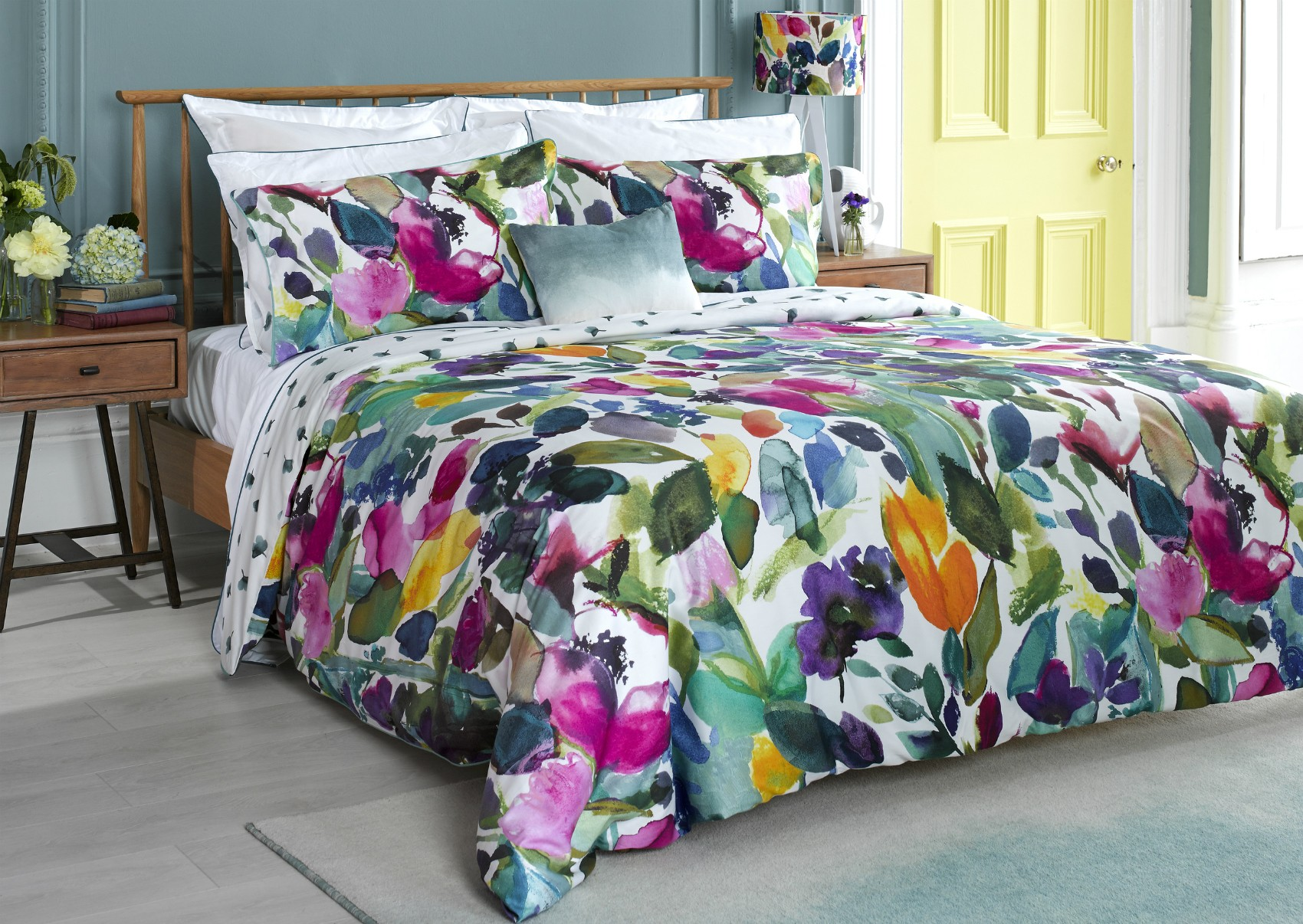 4 mode bedding