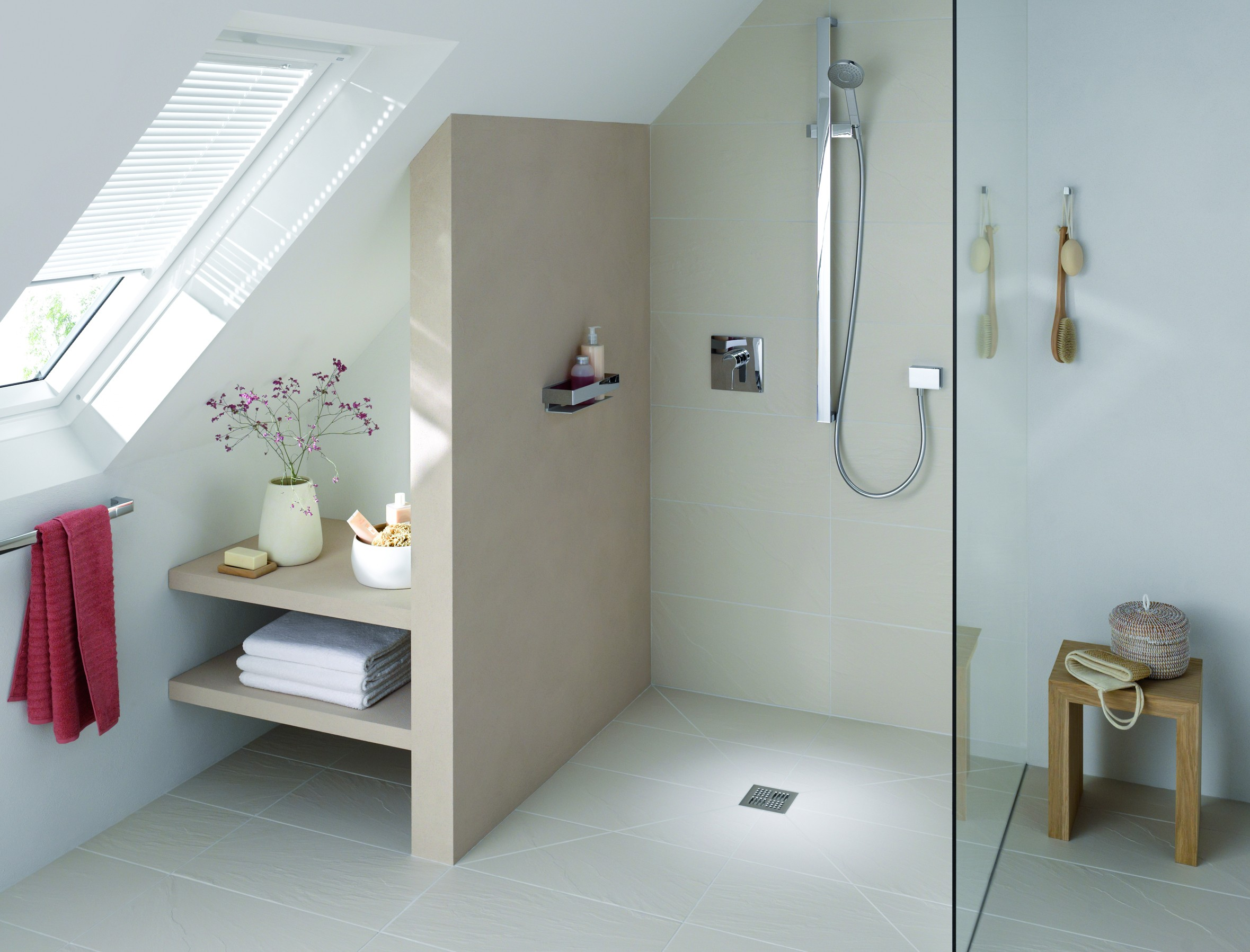 Badezimmer 7 Qm