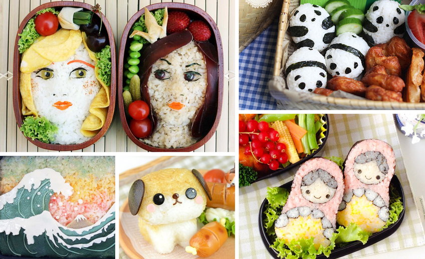 Usual bento cover