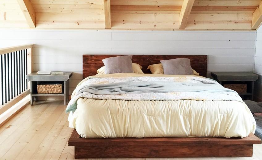 Fresh Ideas Eyelet Ruffled Bedskirt  Ruffled Bedding with