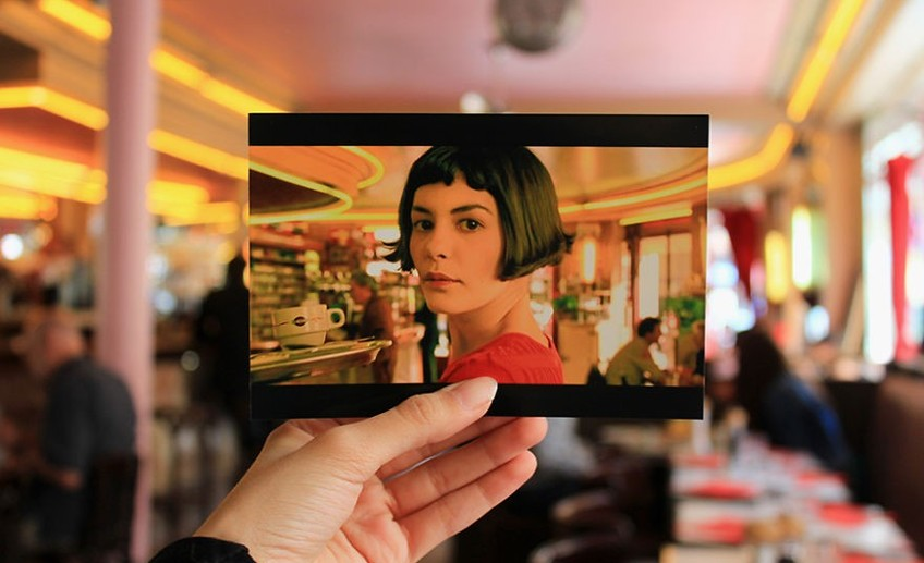 Usual i took amelie scenes and put them in the original locations  880