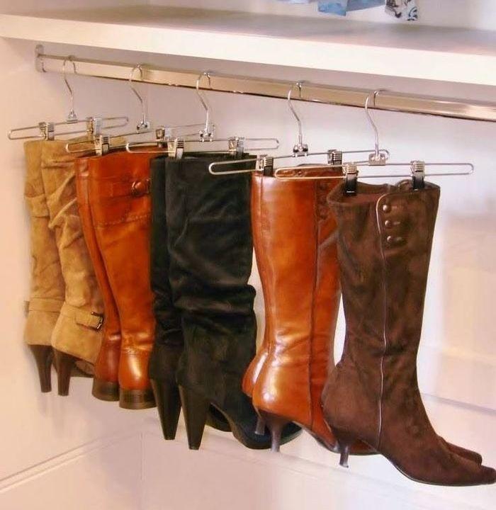نصائح هامة قبل تخزين البوت والأحذية الشتوية.. إليكي التفاصيل