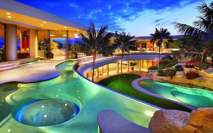 Дом в Кос на берегу океана