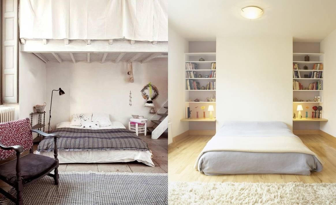 Кровать vs матрас на полу - полезные советы.
