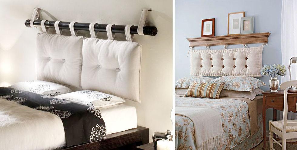 Кровать обтянутая тканью своими руками
