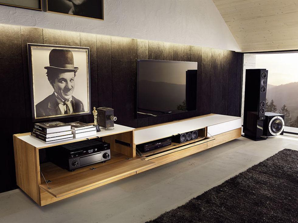Мебель для телевизора своими руками