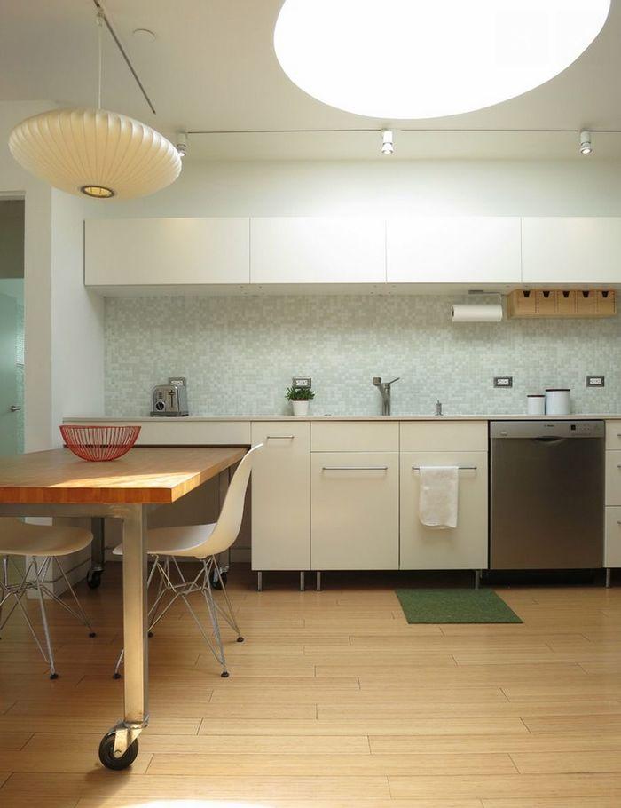 8 for Muebles de cocina islas con ruedas