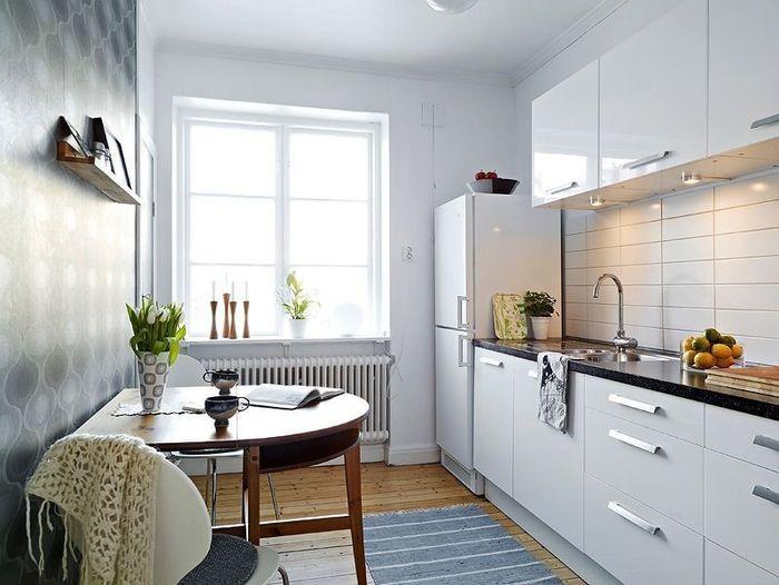 фото столы для маленькой кухни