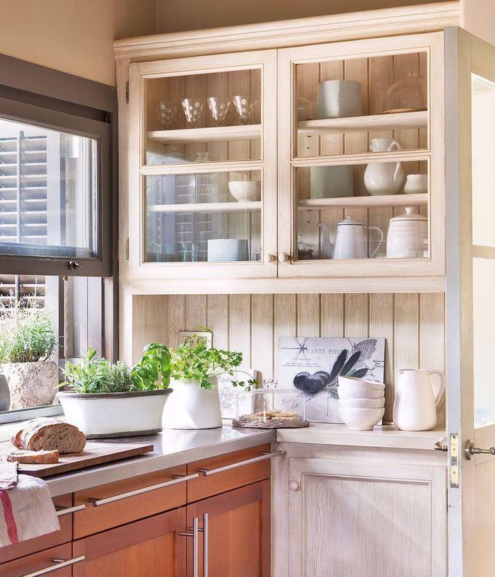 возникают фото порядка на кухне что место скрадывает