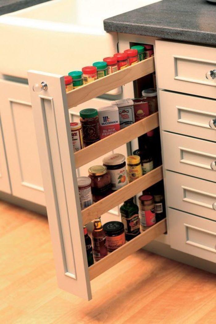Выкатные ящики для кухни своими руками 93