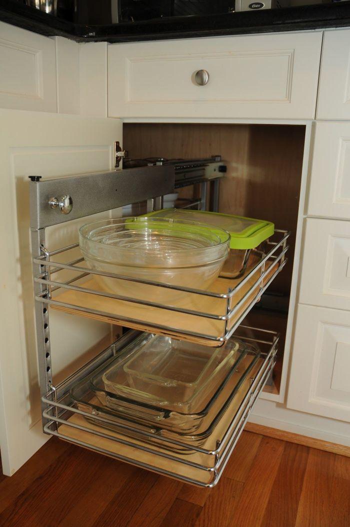 как хранить на кухне
