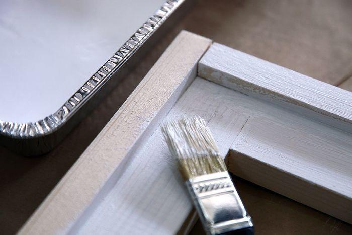 Покрасить мебель в стиле прованс своими руками 71