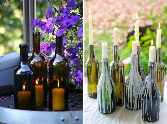 Как сделать из бутылки цветок видео фото 910