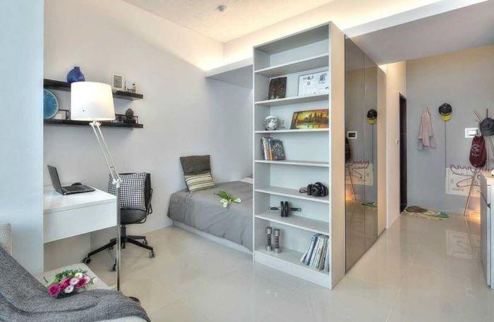 1 Raum Wohnung Einrichtungsideen
