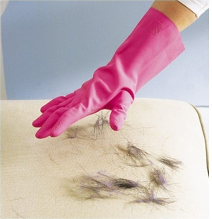 способы борьбы с шерстью в доме