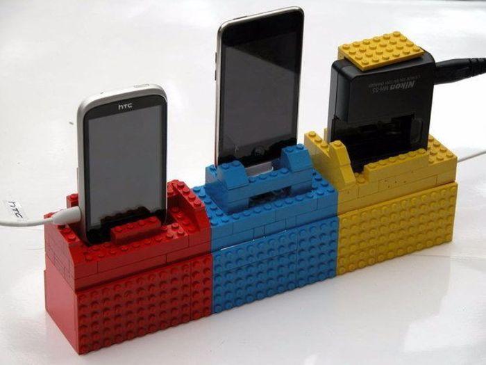 Как сделать лего телефон