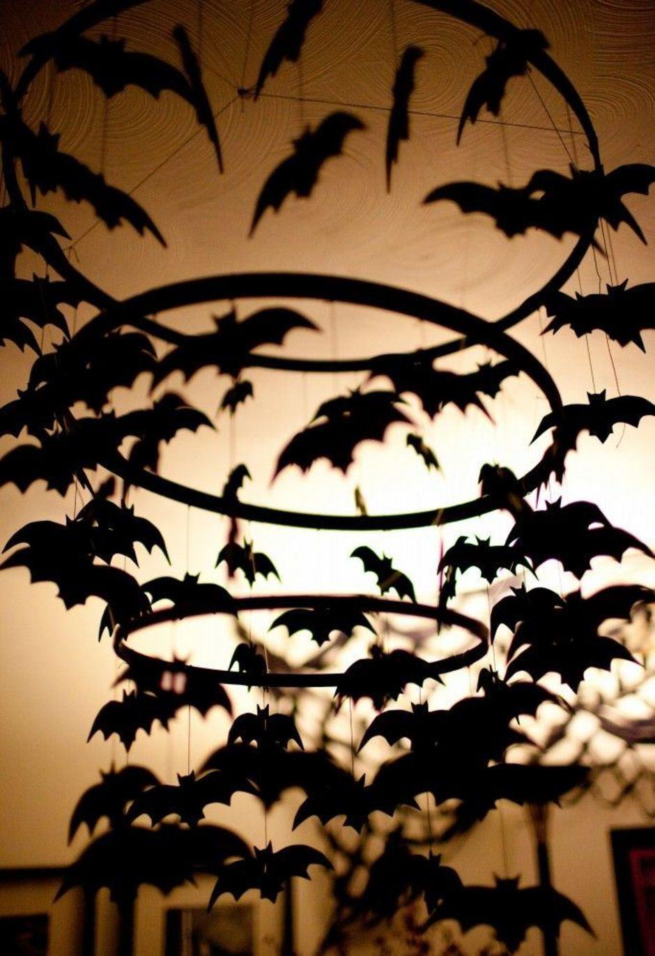 Как украсить к хеллоуину своими руками фото 953