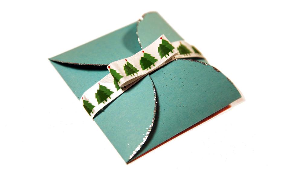 конвертик для подарка
