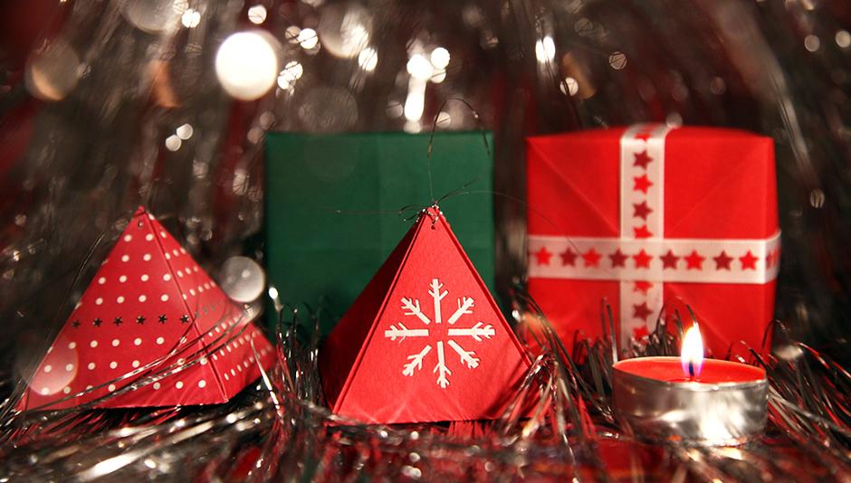коробочки для подарков DIY