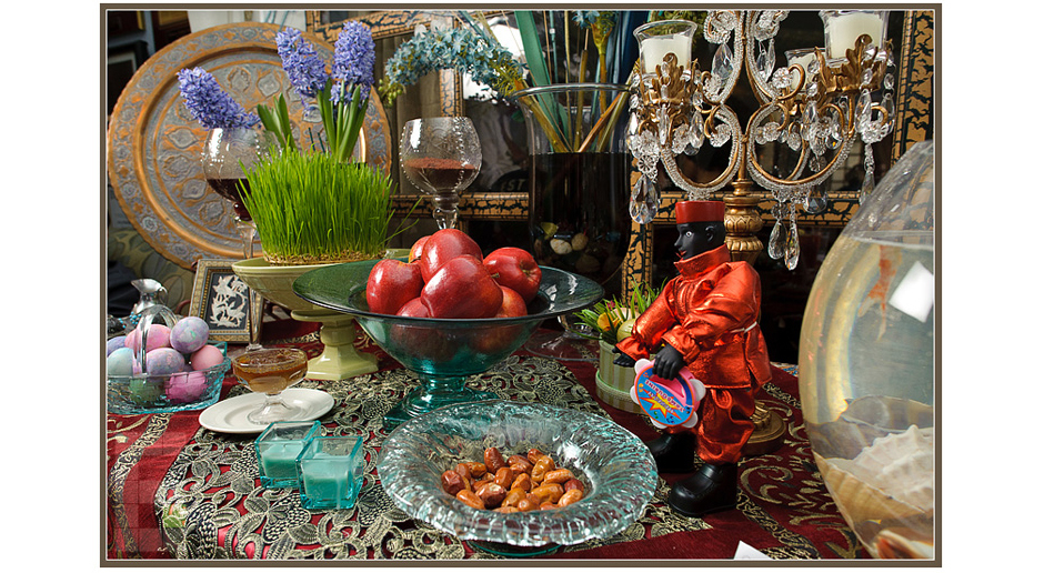 Persian New Year, Arya Restaurant, GoodEye