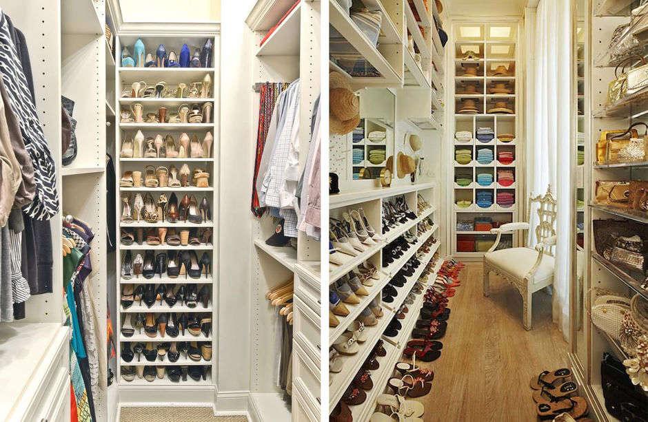 9b981aaeb643 Как хранить обувь: в шкафу, прихожей и без коробок