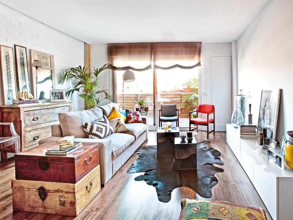 Дизайн квартир испании