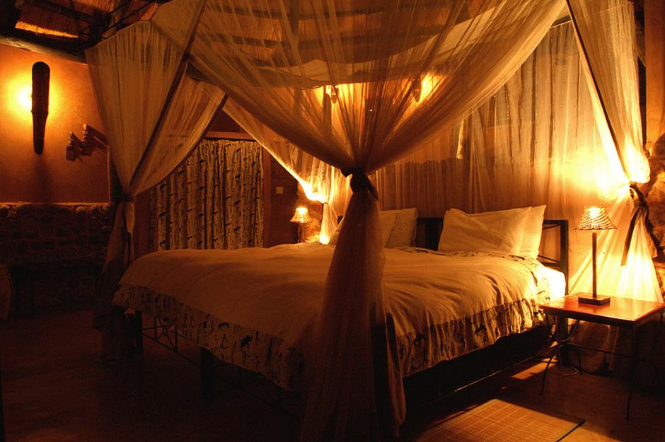 Bedroom Romantic Interior