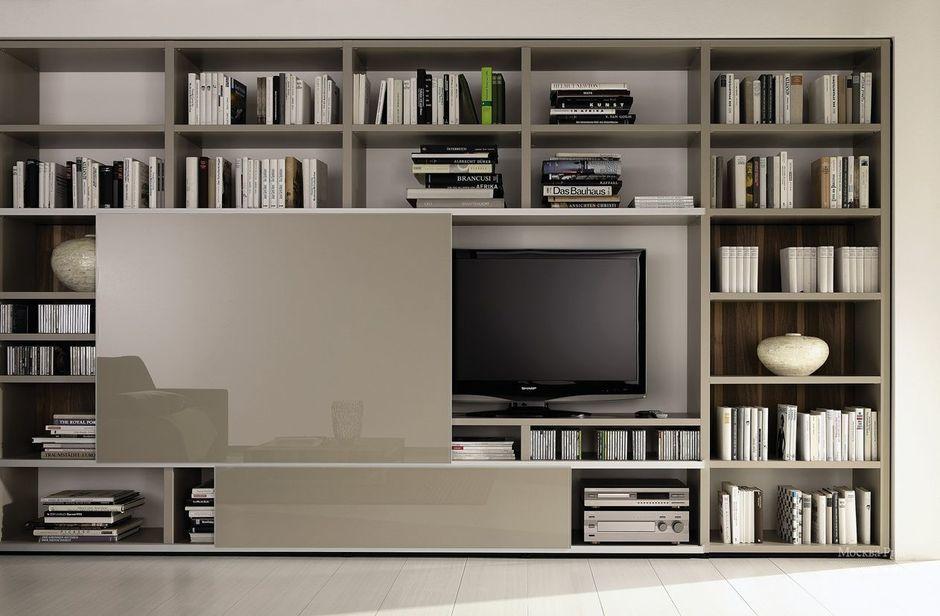 Furniture design wall unit