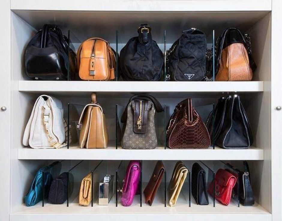 Для хранения сумки