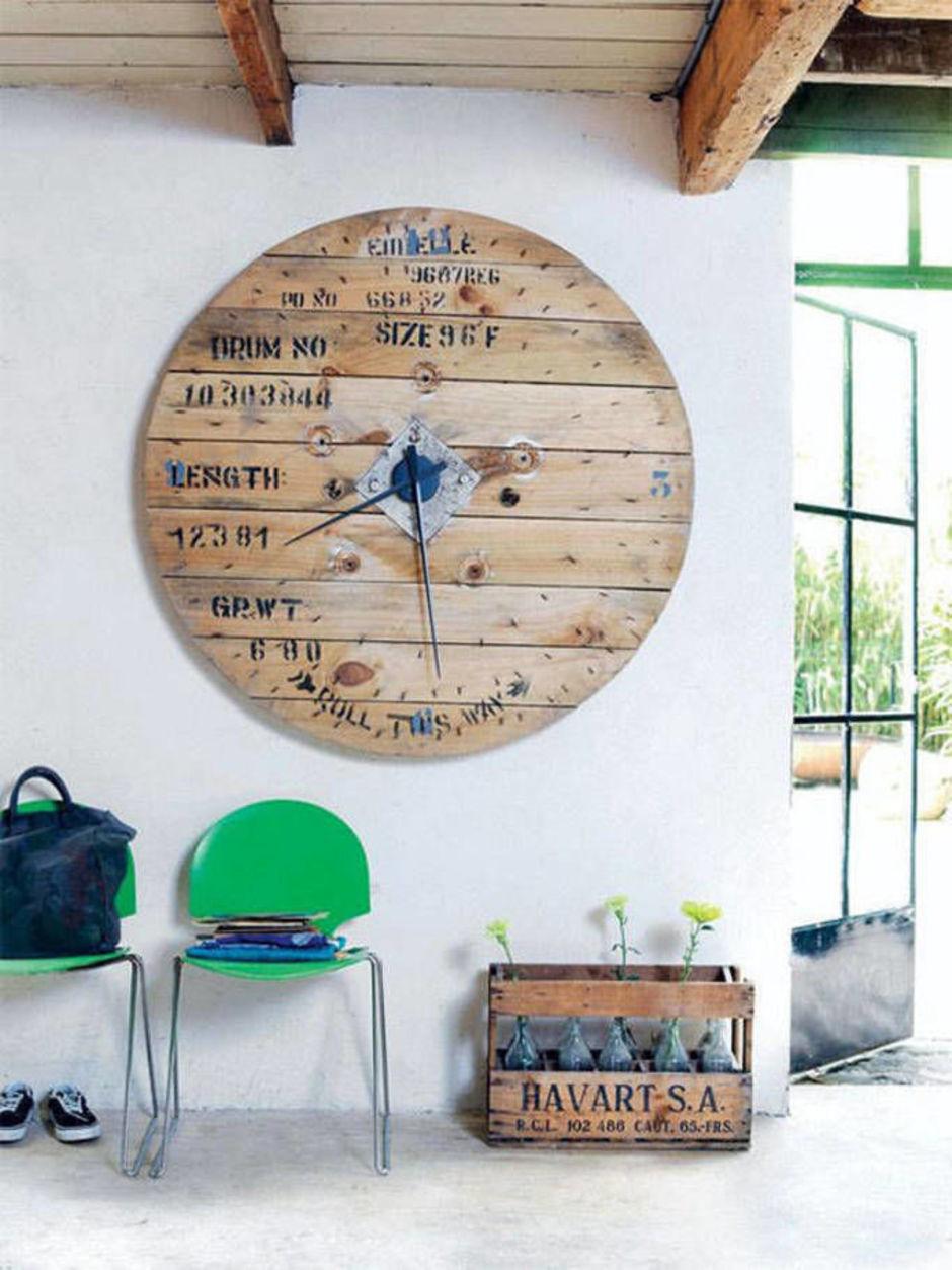 Мебель и декор из палетт