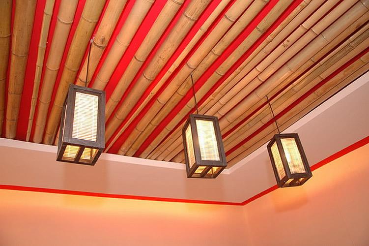 Идеи для отделки потолка своими руками