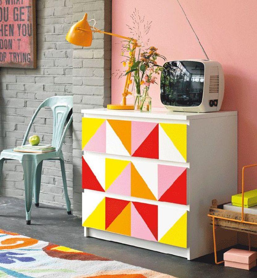 Декорирование мебели своими руками