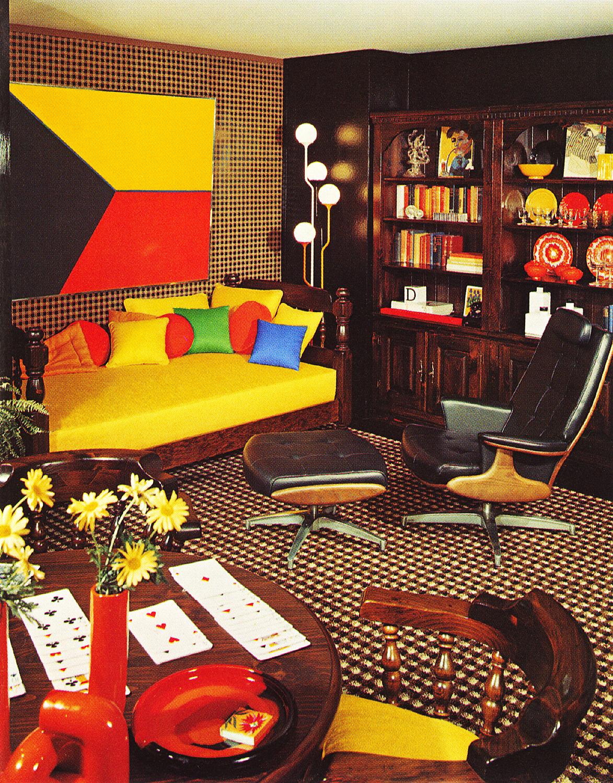 проводят ретро дизайн комнаты картинки внутрь попадаем