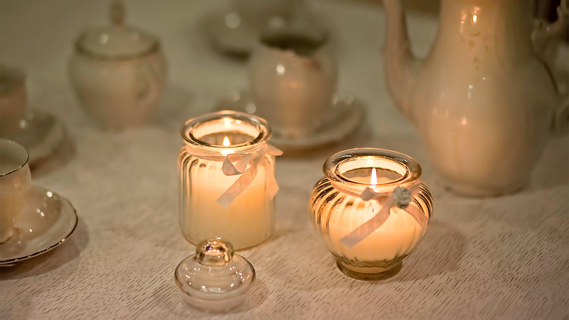 Соевые свечи своими руками 41
