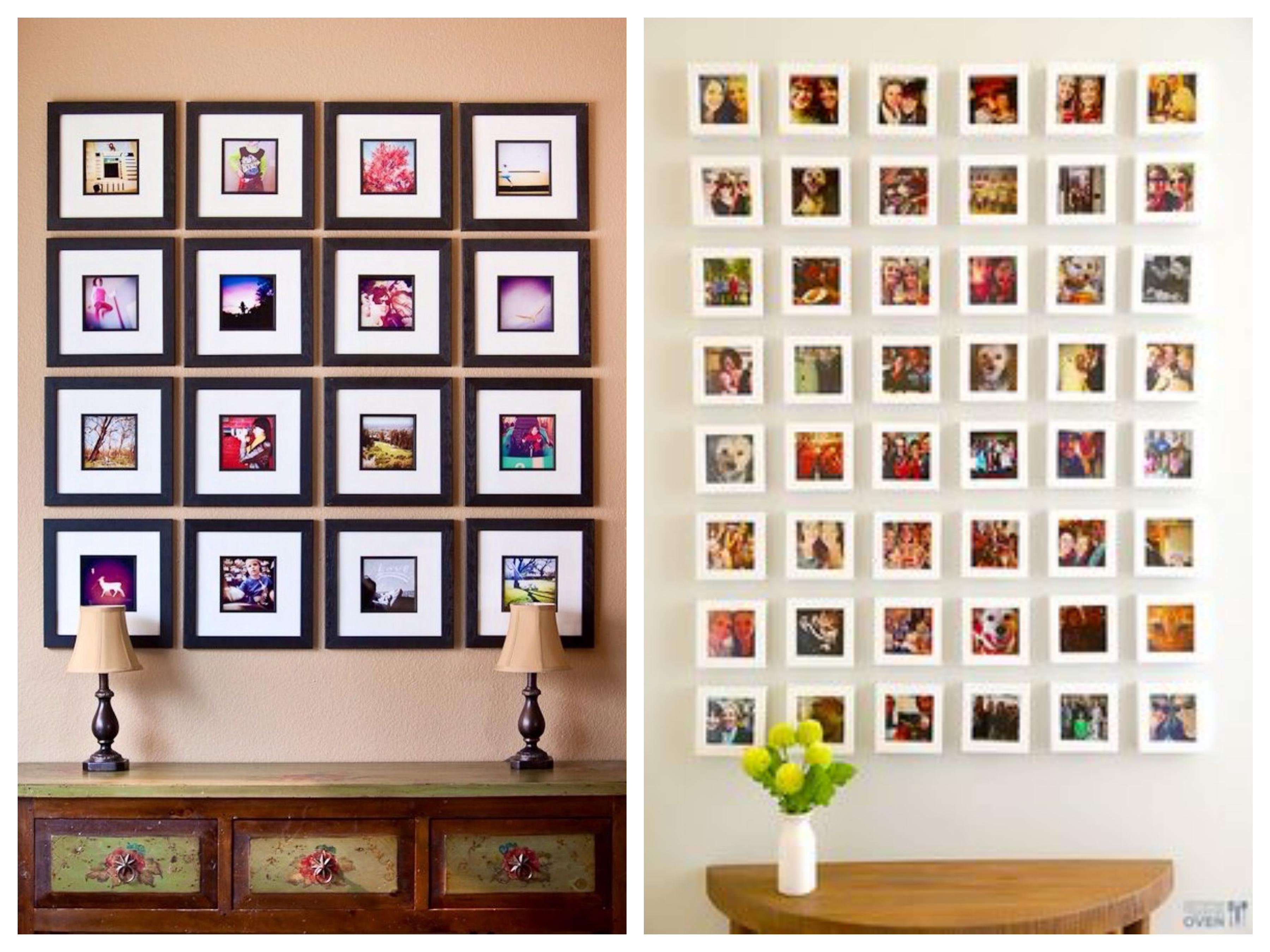 может панно из фотографий на стену своими руками действия