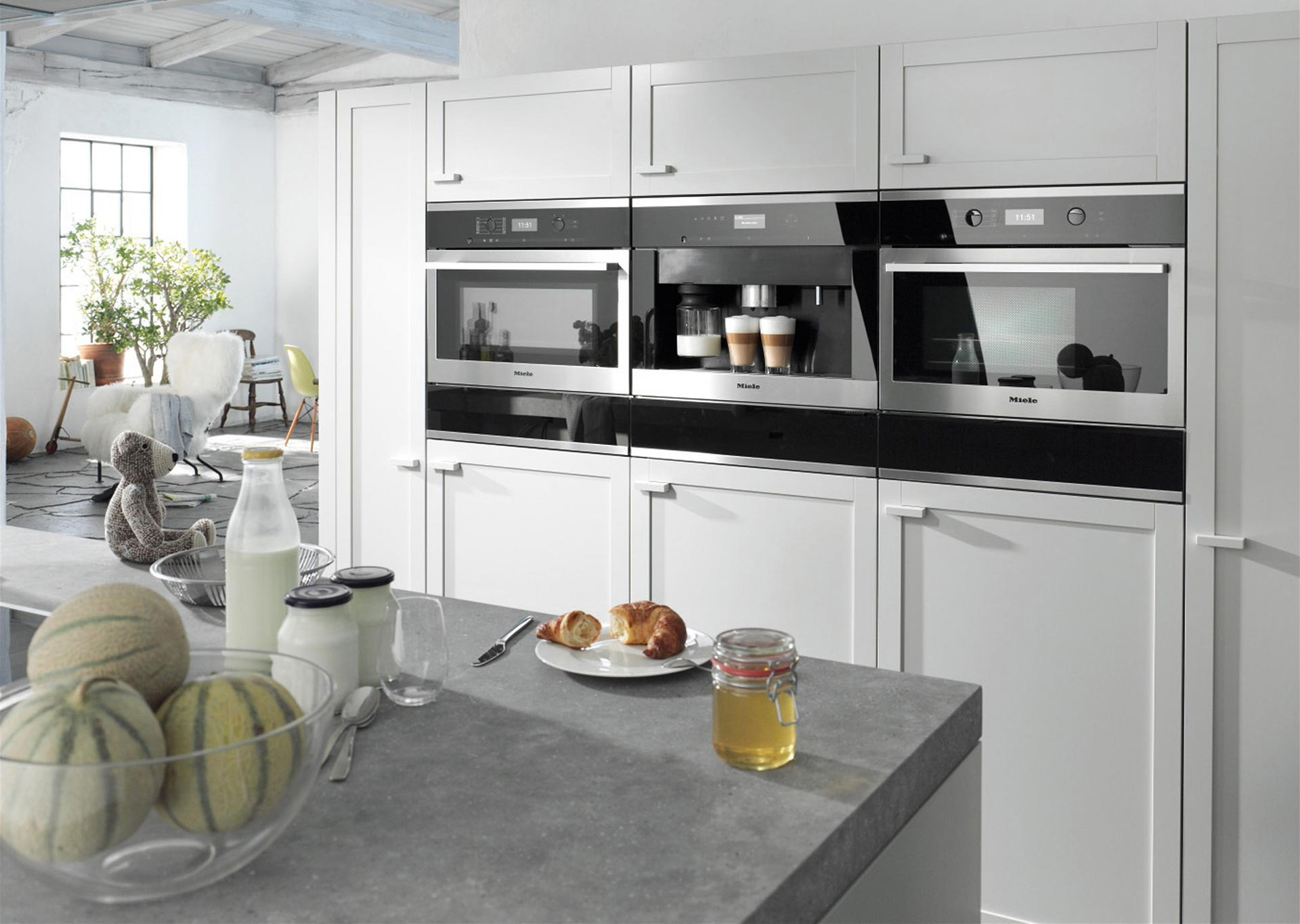 встроенная бытовая техника для кухни фото фотографий, фото