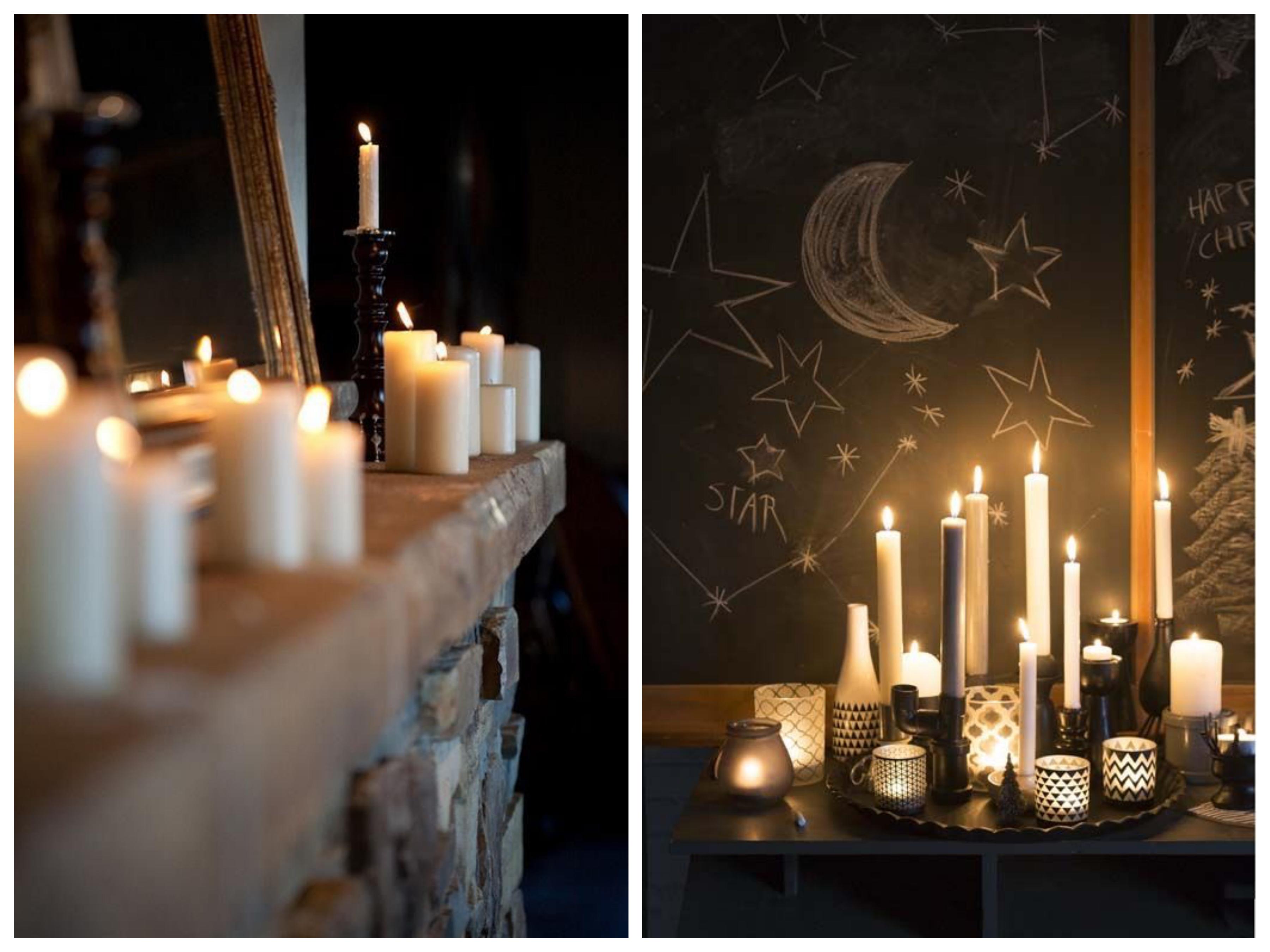 украшать комнату свечами картинки должны найти
