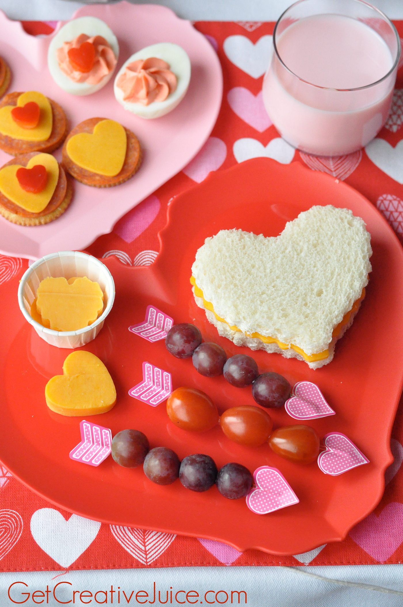 healthy valentines day breakfast - HD1200×1807