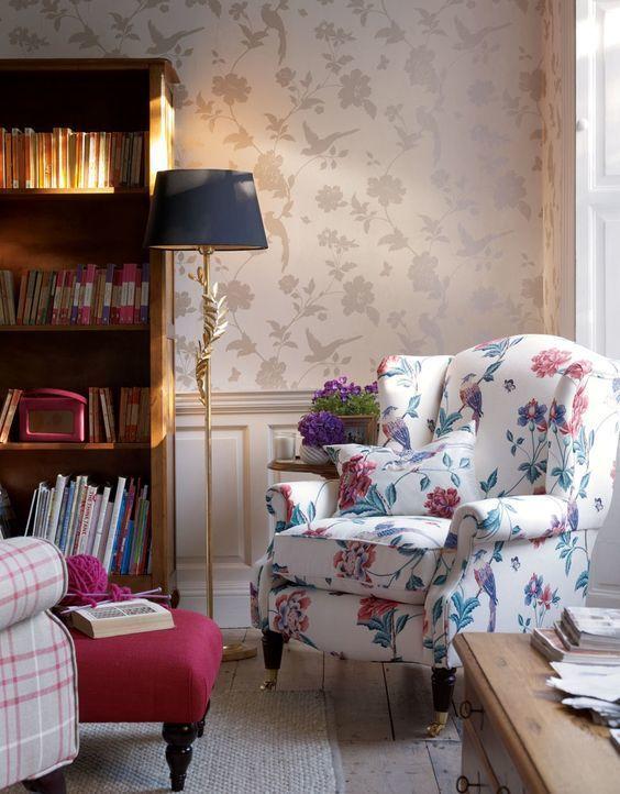 Английский стиль в интерьере: элегантная роскошь – Вдохновение