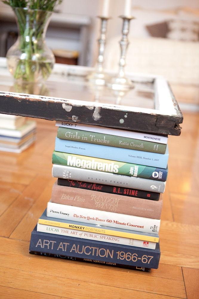 Для книг на стол своими руками