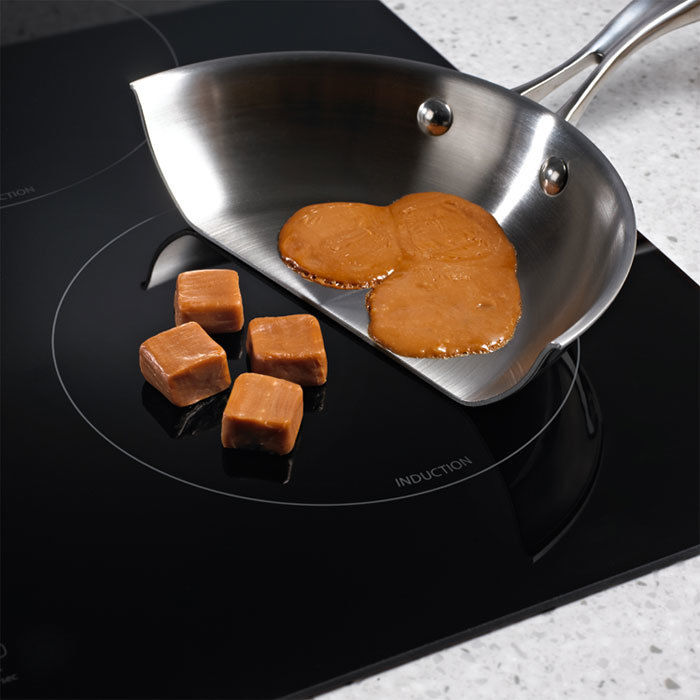 induction work Before i get into how induction works, you should know i'm just an average mom who loves to cook however, i am naturally inquisitive and when i first purchased my own induction cooktop i was so.