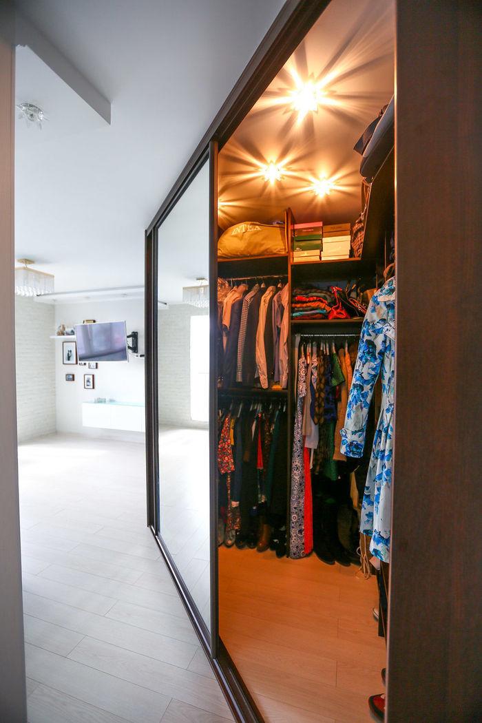 Как обустроить хранение гардероба: идеи от героев квартблога.